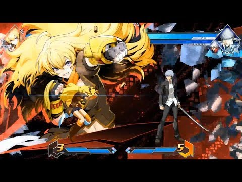 YANG XIAO LONG DISTORTIONS, COMBOS & ASSISTS - Blazblue Cross Tag Battle