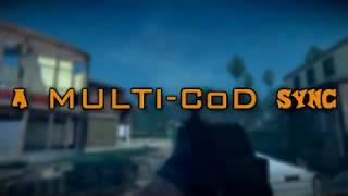 Multi-Cod Gun Sync: PUNYASO - Warped (MW2, MW3, MWR, AW, and BO3)