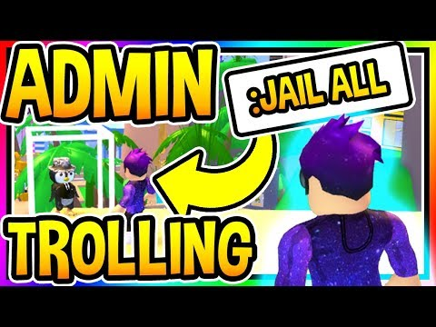 ROBLOX ADMIN COMMAND TROLLING In Life In Paradise 2 - YouTube