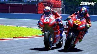 CHE SORPASSO HA FATTO??? Occhio al DOVI - MotoGP 19