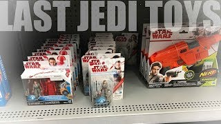 Star Wars - Nobody Wants Toys From The Last Jedi