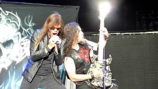 Queensryche - Anarchy-X, The Needle Lies - Fiddler