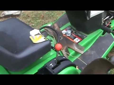 Sabra Lawn Mower Blowing Fuses Part 2 Youtube