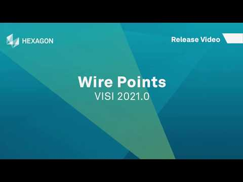 Wire Points | VISI 2021.0