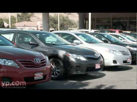 Thousand Oaks Toyota | Car Dealiership | Los Angeles CA