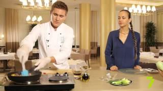 Завтрак на 7 с «KADORR Restaurant». Телятина с овощами в тайском стиле