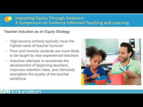 Developing Effective Teachers by Katrina Laguarda at Symposium Impacting Equity Through Evidence