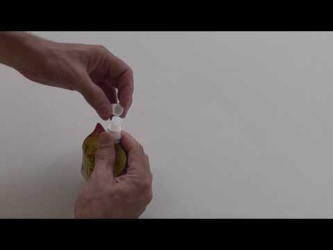 C1000 ビタミンレモン Vitamin Lemon 180g Pouch Package Usability Test