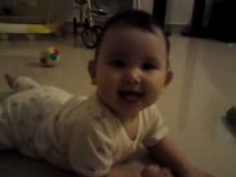 Is This Ally's Definition Of Crawling? :)