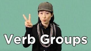 Uki Uki Japanese Lesson 24 - Usagi Holmes 1: Verb Groups