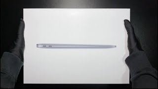 Apple 13-inch Macbook Air 2020 Unboxing | ASMR