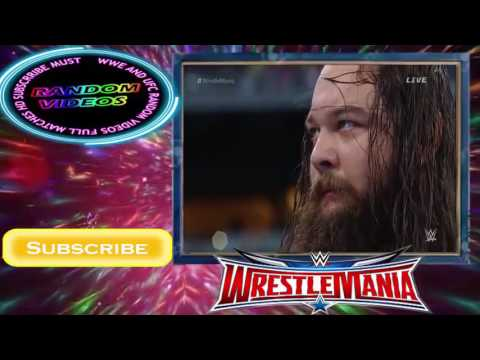 Undertaker vs Bray Wyatt Wrestlemania 31 Full Match