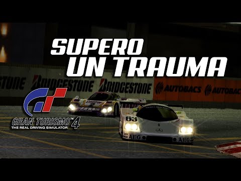 SUPERO UN TRAUMA (Jaguar XJR-9 vs Hong Kong) | Gran Turismo 4 | PS2 (PCSX2) thumbnail