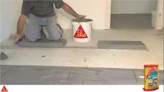 Klejenie płytek ceramicznych /Sika® Ceram-209