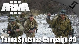 Spetsnaz & KSK Boat Insertion - ARMA 3 Apex DLC - Tanoa Campaign #9
