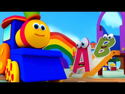 bob der Zug abc Song  bob der Zug in Deutsch Zusammenstellung für Kinder