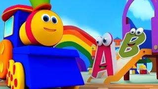bob der Zug abc Song | bob der Zug in Deutsch Zusammenstellung für Kinder