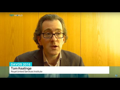 Terrorism poses challenge to global economy, Tom Keatinge talks to TRT World on the issue