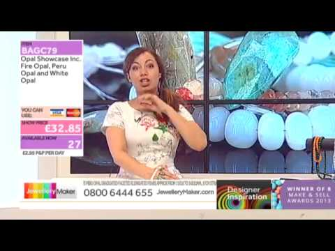 Learn How to Make Chainmaille Jewellery [Tutorial]: Jewellery Maker DI 23/10/14