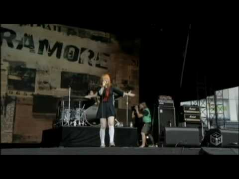 Thumbnail: Paramore - Where the Lines Overlap (Live in Japan 09 Summer Sonic) HD
