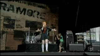 Paramore Where The Lines Overlap Live In Japan 09 Summer Sonic Hd