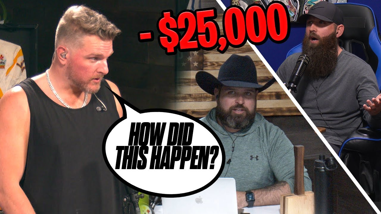 Pay McAfee's Employees Lost Him $25,000?! ft. @Hammer Dahn