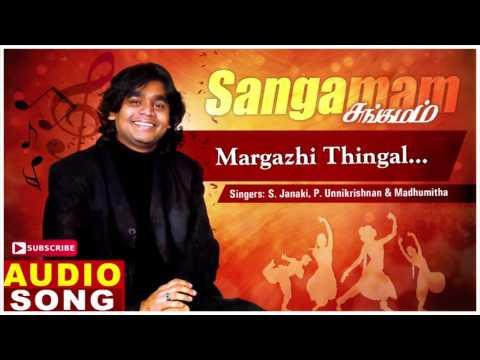 Margazhi Thingal Song | Sangamam Tamil Movie Songs | Rahman | Vindhya | AR Rahman | Music Master