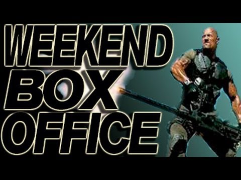 G i joe retaliation sets box office records weekend - Movie box office results this weekend ...