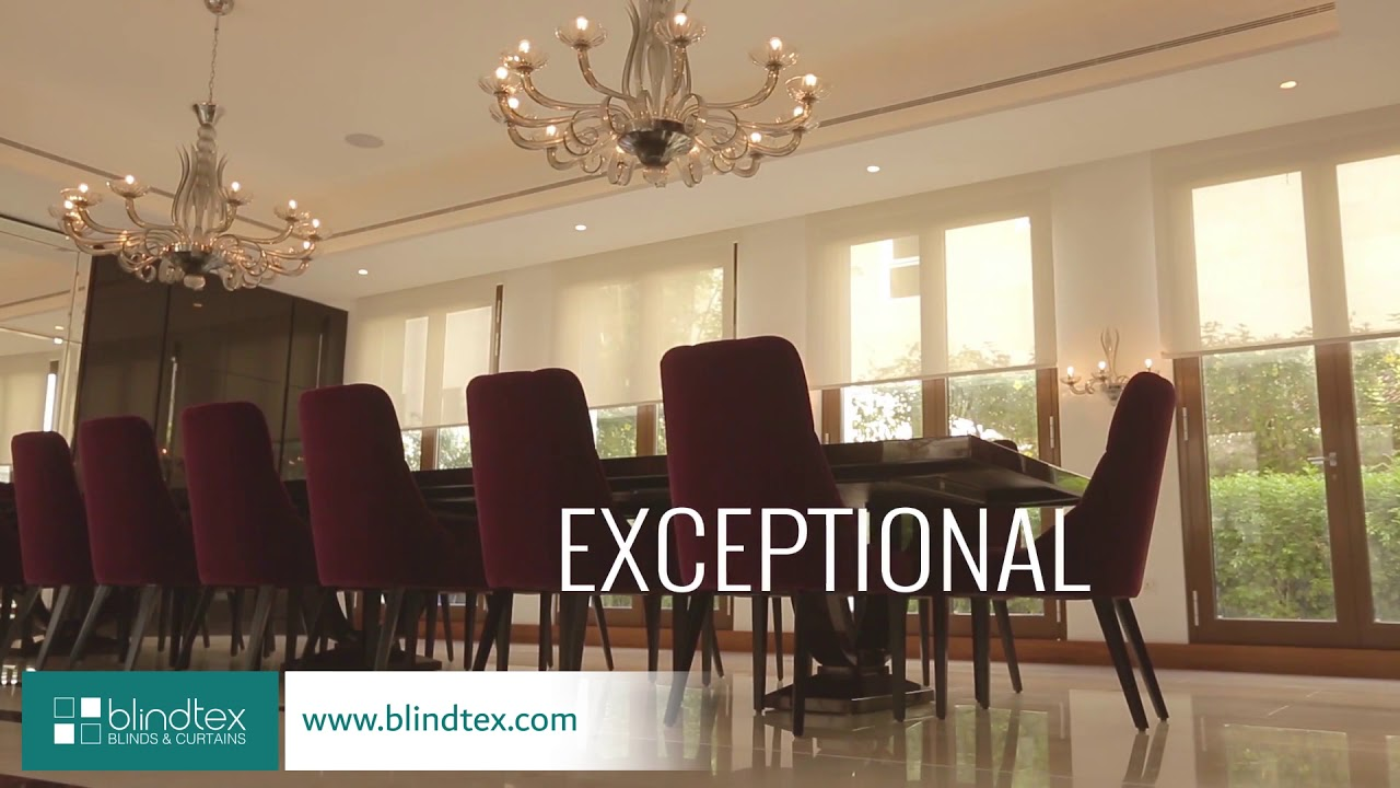 Blindtex Dubai | Suppliers of Top Quality Blinds, Curtains