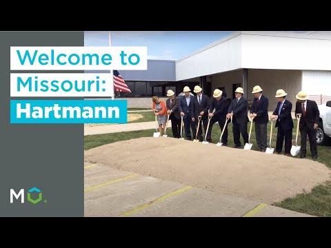 Advanced Manufacturing Company Hartmann Enters US Market Via Missouri