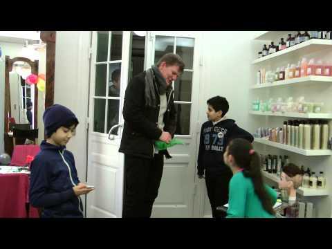 Haircuts by Children - Copenhagen
