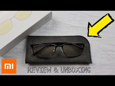 نظارات شاومي الجديدة المضادة للأشعة الزرقاء !! - غادي تحتاجوها !!
