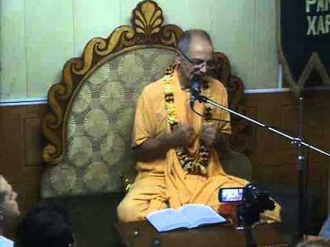 Шримад Бхагаватам 2.3.17 - Бхакти Вигьяна Госвами