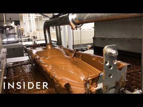 See's Candies Makes 26 Million Pounds of Candy Every Year