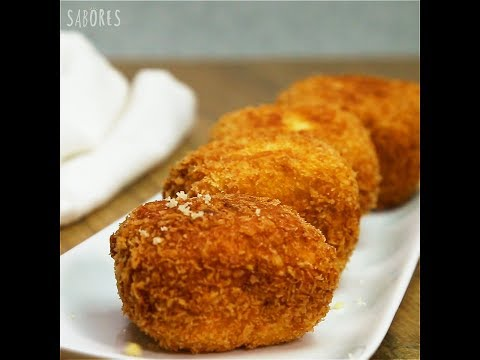 NUGGETS DE LASAÑA FRITOS