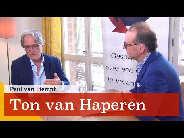 Ton van Haperen over de teloorgang van de leraar  #vdotv