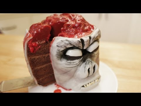 Save INDIANA JONES MONKEY BRAIN CAKE - NERDY NUMMIES Pics