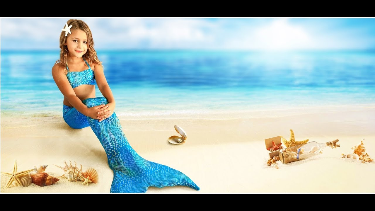 Miami Beach Mermaids Swimmable Mermaid Tails Become A