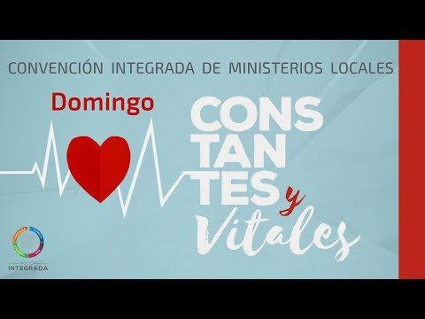 """CONVENCIÓN INTEGRADA """"CONSTANTES Y VITALES"""" - Domingo"""