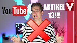 2019 wirklich das Ende von YouTube durch Artikel 13 ?! #SaveYourInternet - Venix