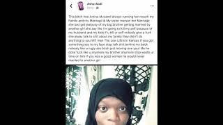 ASHA ABDI VS AMINA MUZAMIL (PART 1)