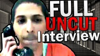 Tyler Barriss FULL UNCUT INTERVIEW from JAIL