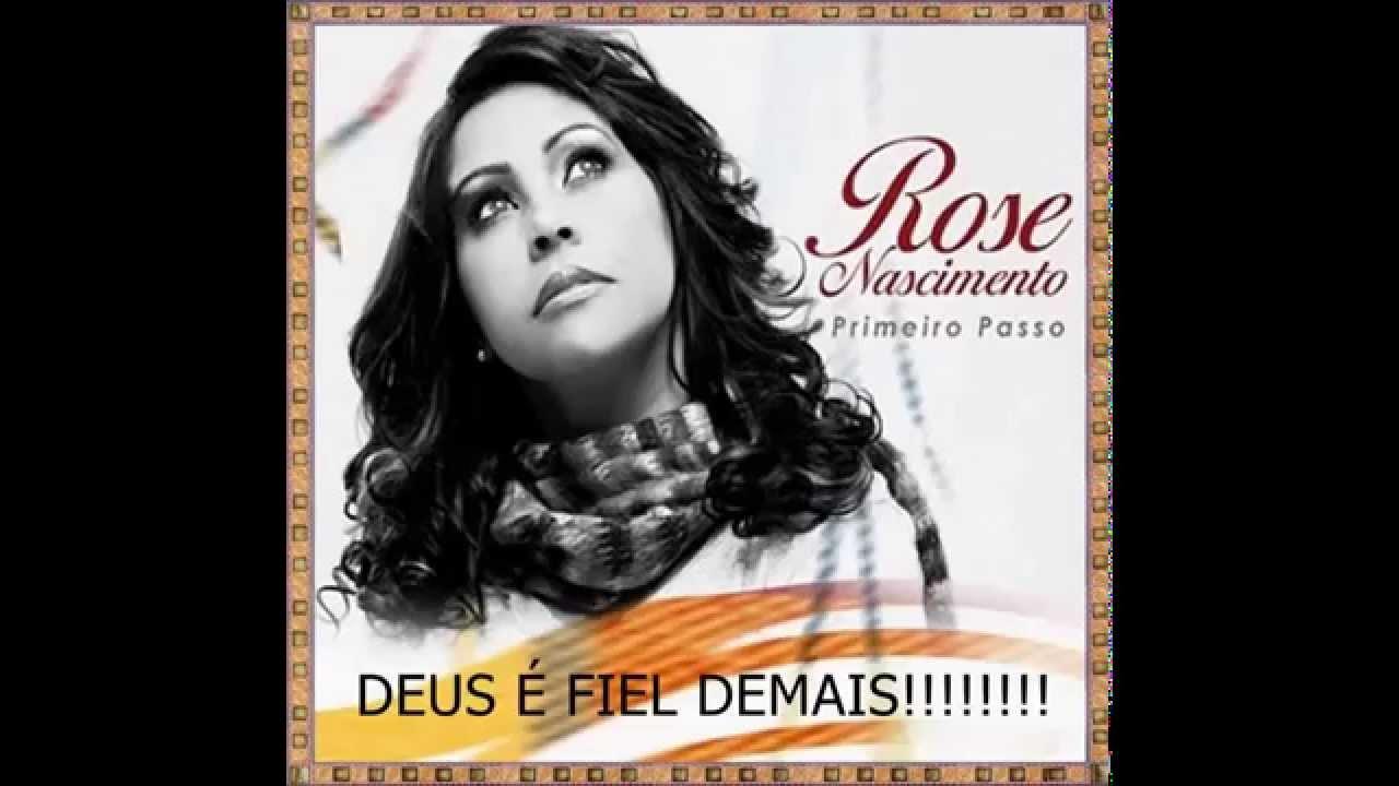 cd completo da rose nascimento simplesmente sobrenatural