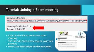 Zoom: How To Login