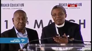Blade Nzimande prevented from speaking at Education Convention