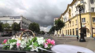 Свадьба Борисов Жодино Смолевичи. Видеосъёмка недорого
