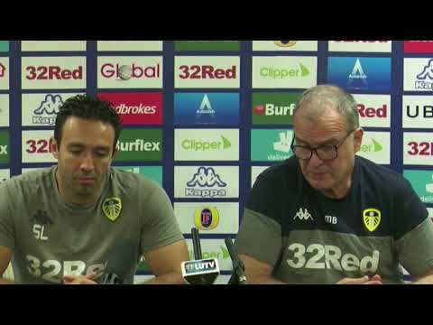 Marcelo Bielsa Press Conference for Boro game