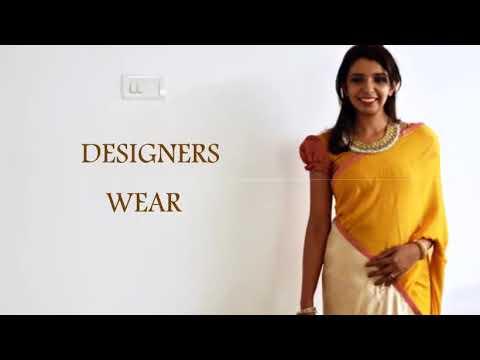 aff0b9a2b9 Widest Range of Designer Saress - Aavaranaa. Designer Sarees