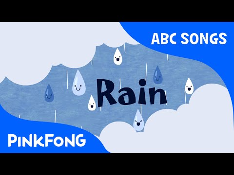 R | Rain | ABC Alphabet Songs | Phonics | PINKFONG Songs for Children