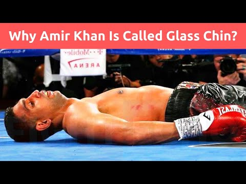 Why Amir Khan Is Called GLASS CHIN